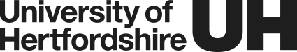 logo for University of Hertfordshire