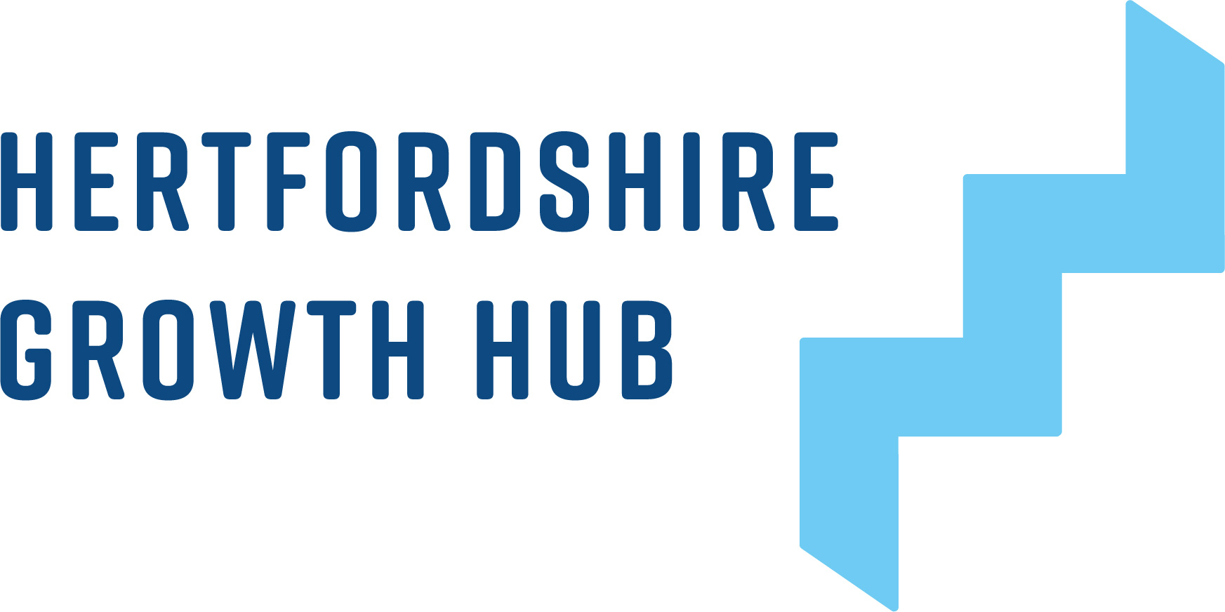 logo for Hertfordshire Growth Hub